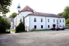 Generálny dom Kongregácie Bratov Tešiteľov v Marianke