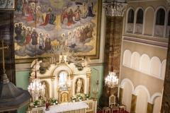 Viedeň, Kostol Najsvätejšieho Vykupiteľa Oltár