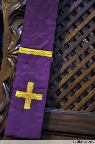 Symbol sv. spovede