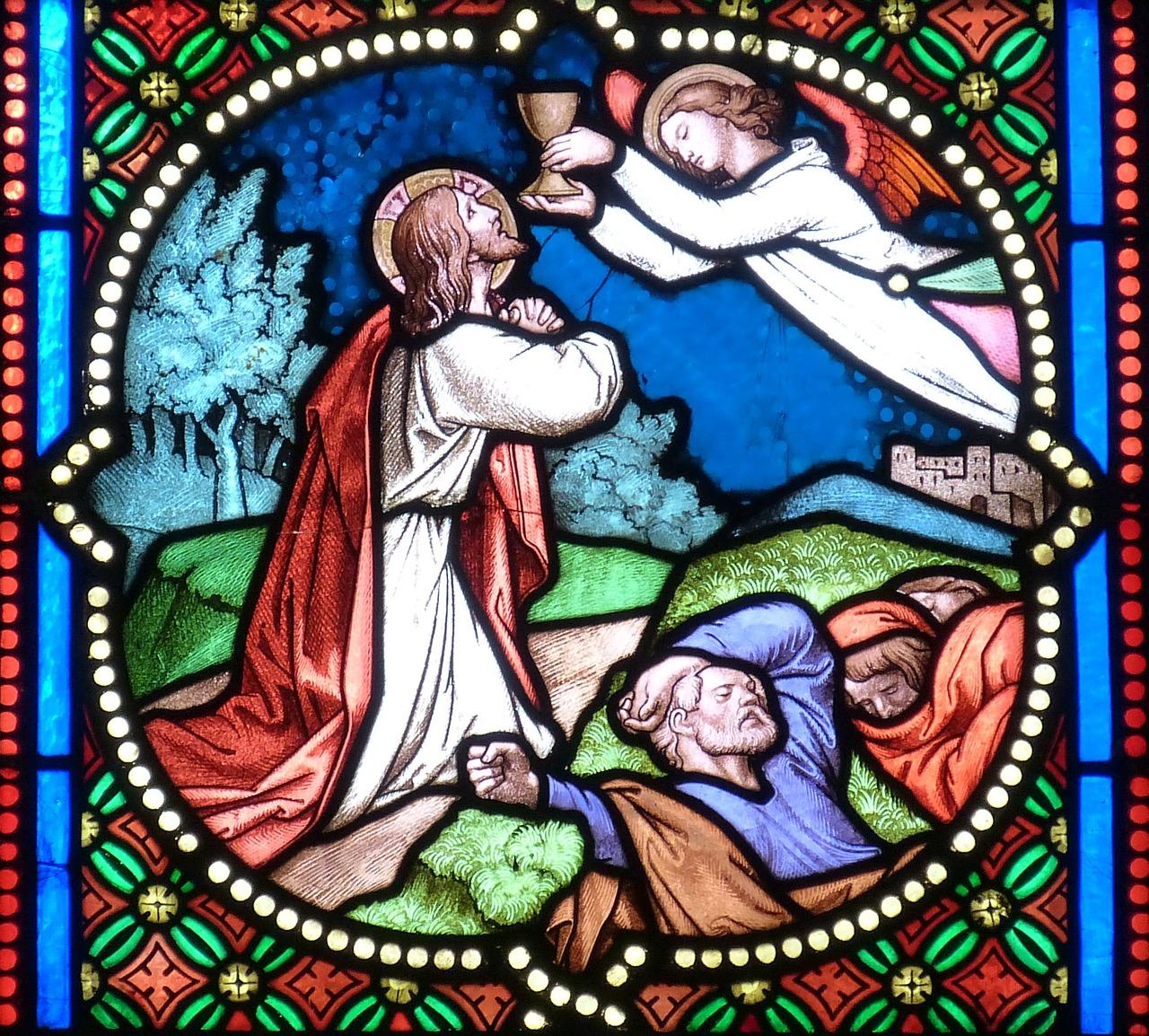 V Gethsemany